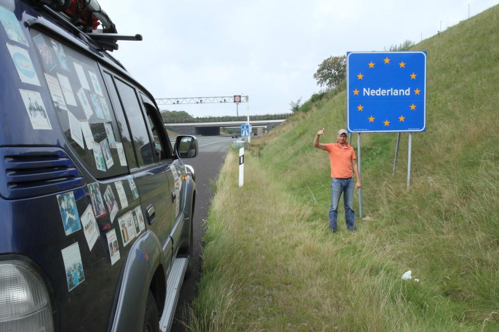 Adjusting in the Netherlands